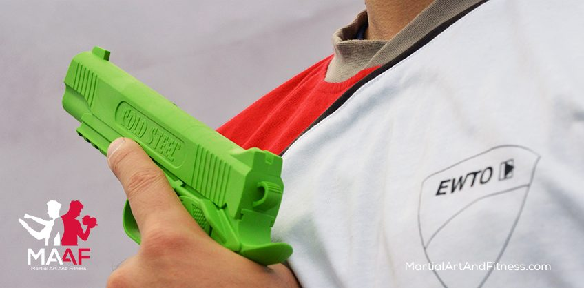 cold steel 1911 self defence training pistol